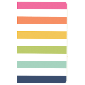 Traveler's Notebook Insert  BOLD STRIPE
