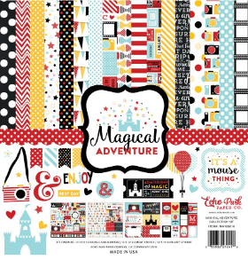 MAGICAL ADVENTURE - Collection Kit