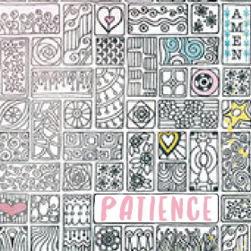 PATIENCE Inspirational