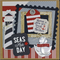 SEAS THE DAY Album Kit