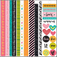 WASHI Booklet - You are Loved