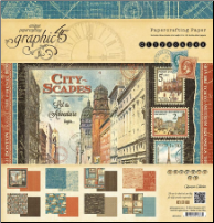 Graphic 45 City Scapes