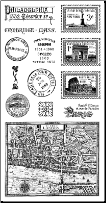 CITYSCAPES - Cling Stamps 2