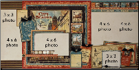 Cityscapes Page Kit