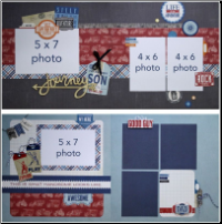 June 2015 Layouts