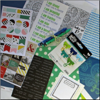 May 2016 Bible Journal Kit
