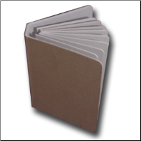 MAYA ROAD - 5x7 Chipboard Binder Album